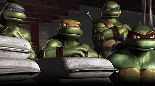 Interview Kevin Munroe Director Of Tmnt
