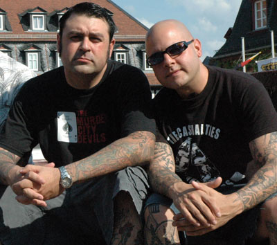 Interview Skinheads Still Scare People