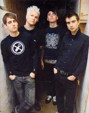 Interview Justin Sane Of Anti Flag
