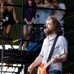 Minus the Bear play the Xbox 360 mainstage at the 2010 Sasquatch festival.