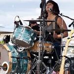 Quasi play the Honda Bigfoot stage at the 2010 Sasquatch festival.