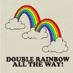 """Double Rainbow"" Guy Paul Vasquez Comments on Video"