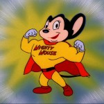 "Ralph Bakshi's ""Mighty Mouse: The New Adventures"" Finally on DVD"