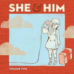 she and him volume two Verbicides Top 50 Albums of 2010