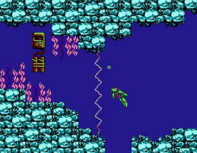 TMNT Water article image1 Video Games in Extra Difficult Mode