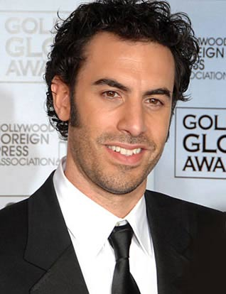 sacha baron cohen1 Sacha Baron Cohen to Make Film Based on Saddam Hussein Book