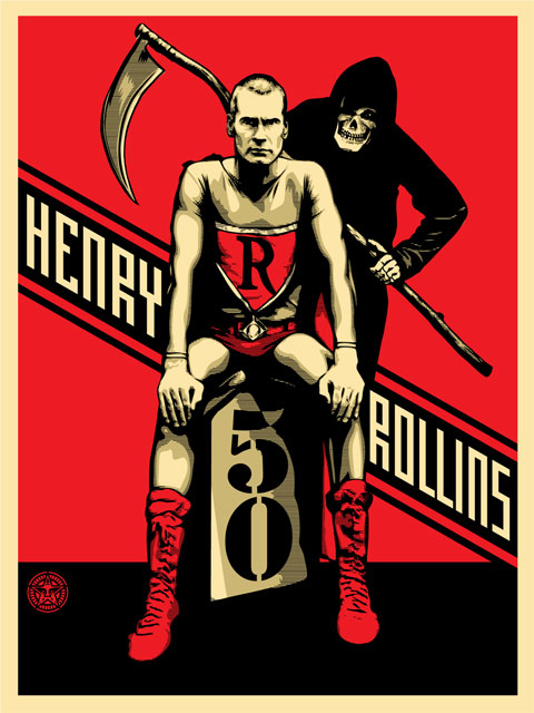henry501 Happy 50th Birthday Henry Rollins