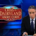 Two Daily Show Clips in One Day?
