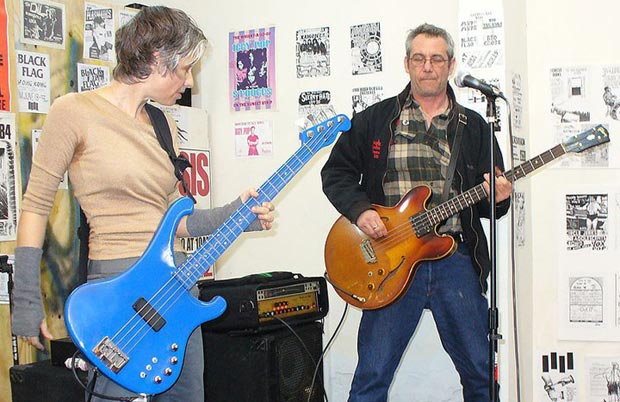 Mike Watt And Kira Roessler S Dos To Release New Album
