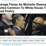 Fixed That For Ya! – Rapper Common Goes To The White House