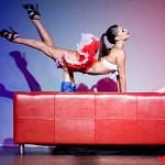 Lily Verlaine Burlesque