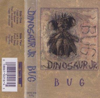 Dinosaur Jr. to Reissue Bug on Cassette via Joyful Noise