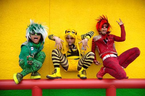 peelander z Peelander Z to Release Greatest Hits Album