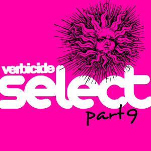 select9 Verbicide Select Mixtape Volume 9