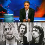 Jon Stewart to Host Interview With Surviving Members of Nirvana