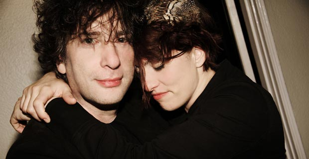 AMANDA PALMER AND NEIL GAIM Amanda Palmer to Go on Fall Tour With Neil Gaiman