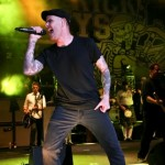 Photo Gallery: Dropkick Murphys and Chuck Ragan at Fenway Park, Boston 9/8/11