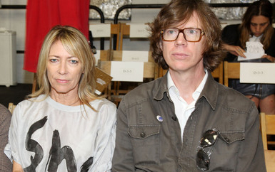SY1 Kim Gordon and Thurston Moore Separate, Sonic Youths Future Uncertain