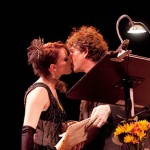 Photo Gallery: An Evening with Neil Gaiman and Amanda Palmer at the Wilshire Ebell Theatre, Los Angeles 10/31/11