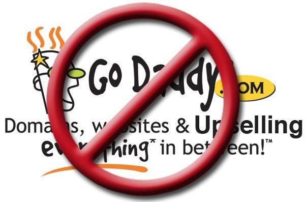 Dump GoDaddy