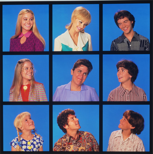 The Brady Bunch on Pin...