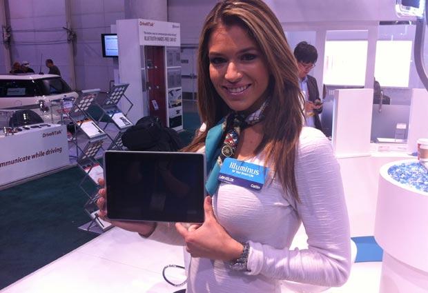 Illuminus Tablets model