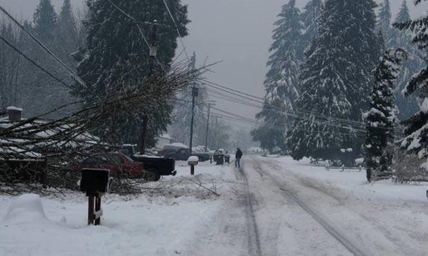 Report Lights Out Snowpocalypse Radio
