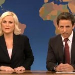 Really? Amy Poehler and Seth Meyers on the Congressional Birth Control Panel