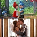"Hope, Despair, Lawn Ornaments: ""Romeo & Juliet"" and ""Gnomeo & Juliet"""