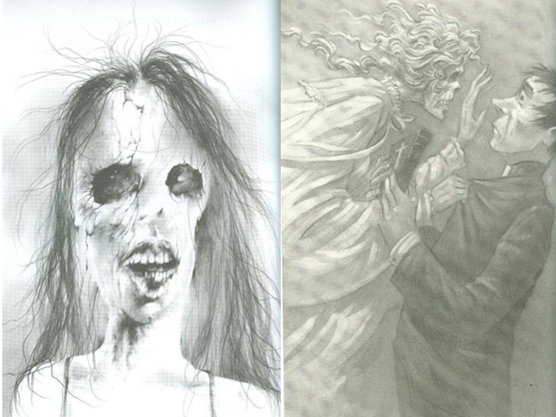 """Scary Stories to Tell in the Dark"""" Illustrations to be Changed 