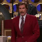 "New ""Anchorman 2"" Sequel Movie is Coming: Ron Burgundy Stops by ""Conan"" to Make Announcement"