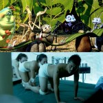 "Insect Politics: ""A Bug's Life"" and ""The Human Centipede"""
