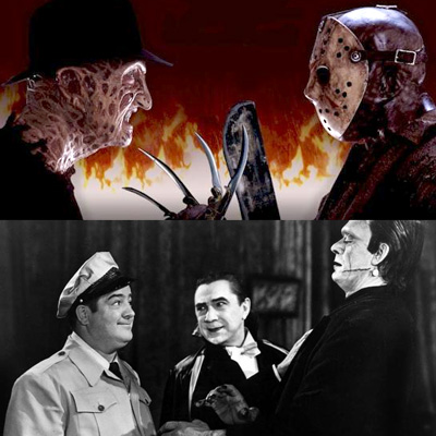 Destroy All Monsters Abbott And Costello Meet
