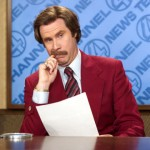 """Anchorman 2″ Movie Poster Revealed: The Legend Continues"