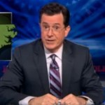 Watch: Stephen Colbert on Barack Obama, North Carolina, and Gay Marriage