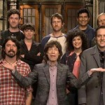 "Watch: Arcade Fire and Foo Fighters Perform With Mick Jagger on ""SNL"""
