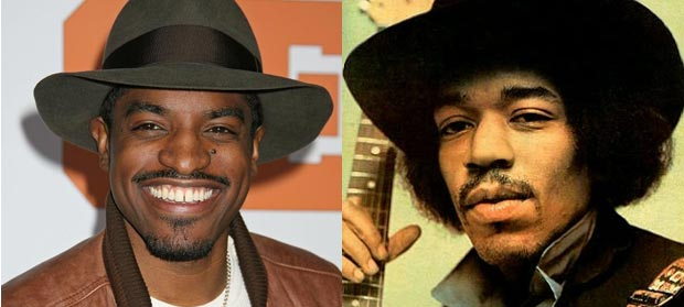 Outkast S Andre 3000 Will Play Jimi Hendrix In Biopic All