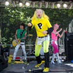 Photo Gallery: Peelander-Z at The Great Googa Mooga Festival, New York 5/20/12
