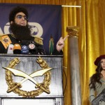 Press Conference with General Aladeen