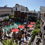 Photo Gallery: Punk Rock Bowling Pool Party With The Real McKenzies at the Gold Spike, Las Vegas 5/27/12