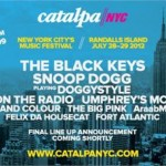 Inaugural Catalpa NYC Music Festival Coming in July, Features Snoop Dogg and The Black Keys