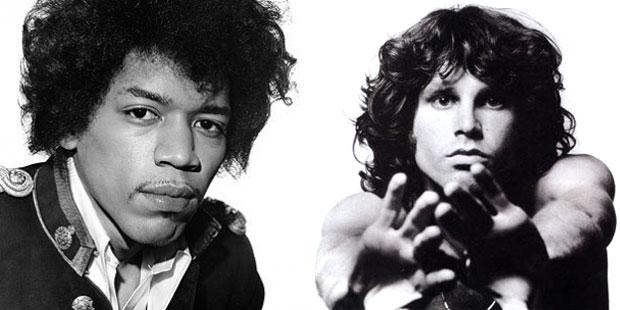 Hendrix and Morrison