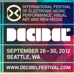 2012 Decibel Festival Program Revealed