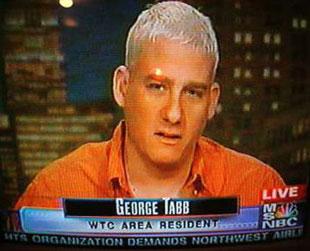 George Tabb on MSNBC