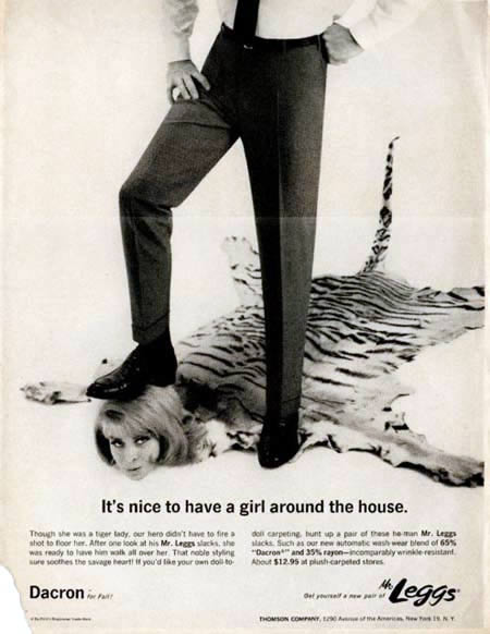 10 Bizarre Offensive And Misogynistic Vintage Magazine Ads