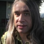"The Feminist Bookstore Lady (Fred Armisen of ""Portlandia"") Interviews J. Mascis of Dinosaur Jr."