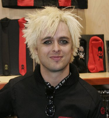 Green Day S Billie Joe Armstrong Entering Rehab For