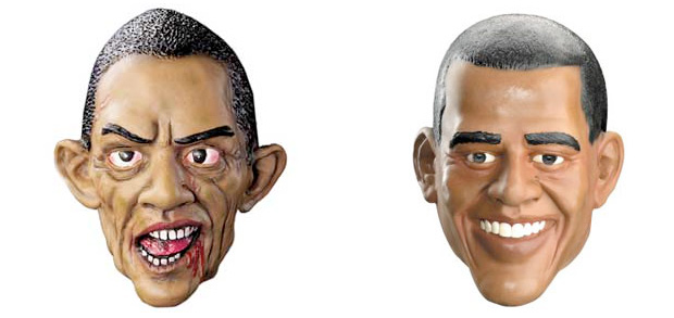 obama masks obviously halloween costumes featuring president - President Halloween Mask