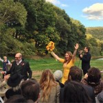 David Cross and Amber Tamblyn Married, Questlove Snaps a Bunch of Pics