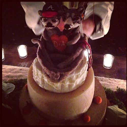 Cheese Cake (twitter.com/questlove)